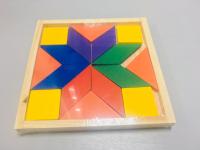 Логическая игрушка из дерева 93-64