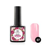 Гель-лак TNL Hello Spring №07 - светло-розовый (10 мл.)
