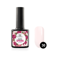Гель-лак TNL Hello Spring №30 - молочно-розовый (10 мл.)