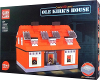 Конструктор Дом OLE KIRK'S HOUSE 4000007 690 деталей