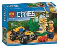 Конструктор Bela Cities 10707 60 деталей