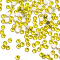 Стразы кристалл 50 шт. цитрин №16
