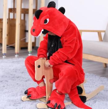 Кигуруми Дракон красный