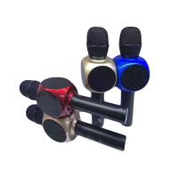 Беспроводной Караоке Микрофон YS-82 Bluetooth матовый дизайн