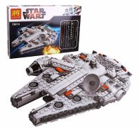 Конструктор LELE Star Wart Звездные воины 79213 367 деталей