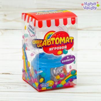 "HAPPY VALLEY Автомат для конфет ""Энергия супергероя"" 89х149*89 SL-01588F   3521491"