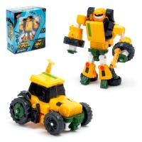"""Робот-трансформер """"Трактор""""  №SL-02722   4423915"""