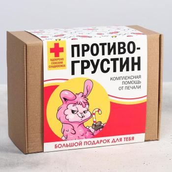 """Подарочный набор """"Противогрустин"""" 5045543"""
