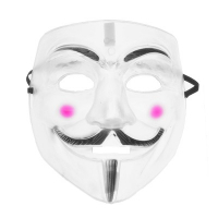 "Карнавальная маска ""Гай Фокс"" 320057"