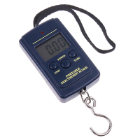 Безмен электронный до 40кг WH-A01 с ремешком