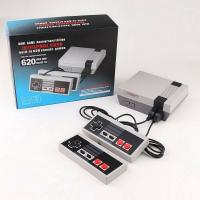 Игровая мини приставка с 2мя джойстиками Entertainment system 620 игр