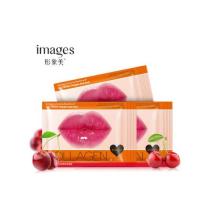 Увлажняющая маска для губ с коллагеном и экстрактом вишни Images XXM8347