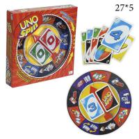 Настольная игра Уно Спин Uno Spin 0129Y