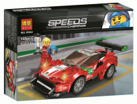 Конструктор Bela Speed Champions 185 деталей 10943