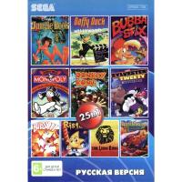 Картридж для Sega 25 в 1 № 4 BS-25001 SM-332