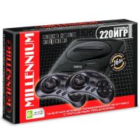 Игровая приставка Sega Super Drive Classic Millennium-220