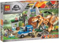 Конструктор BELA Dinosaur World 168 деталей 10920
