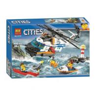 Конструктор BELA Cities 10754 439 деталей