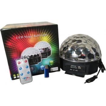 Светодиодный дискошар LED CRYSTAL MAGIC BALL LIGHT