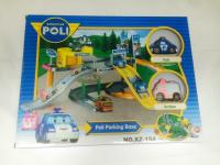 Робокары База робокаров Poli Parking Base XZ-154
