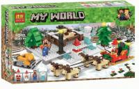 Конструктор BELA My World 11027 375 деталей
