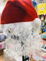 Шапка Дед Мороза HX052