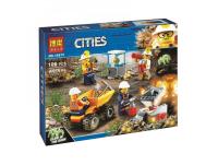 Конструктор Bela Cities 10873 106 деталей