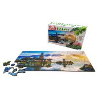 """Фигурный деревянный пазл """"Travel collection"""" о.Бали 5433405"""