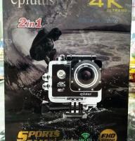 Экшн камера со встроенным Wi-Fi Eplutus DV-13 4K Full HD