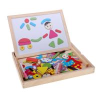 Доска для рисования + набор магнитных игрушек 93-47-2