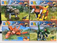 Конструктор Динозавры 3189