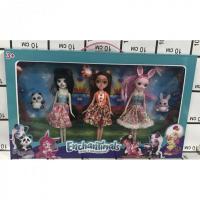 Кукла Enchantimals 3 в 1 11685