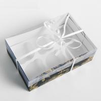 Коробка для капкейка «Для тебя», 23 × 16 × 7,5 см 4334748