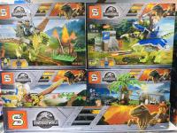 Конструктор Мир динозавров 1091