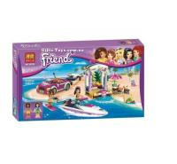 Конструктор Bela Friends 10758 314 деталей