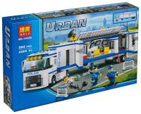 Конструктор Полиция 394 детали (Urban BELA 10420)