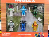 Набор Герои Roblox 21510