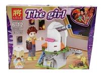 Конструктор Lele 37079 The girl 8 шт в блоке