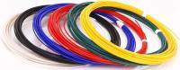 UNID Набор пластика для 3D ручек: ABS-6 (по 10м. 6 цветов в коробке)