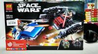 Конструктор SPACE WARS 200 деталей 10896