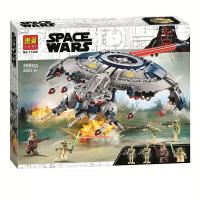 Конструктор BELA SPACE WARS 11420 399 деталей