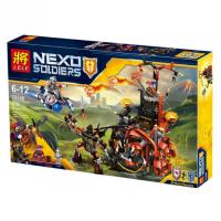 Конструктор LELE Nexo Soldiers 79240 670 деталей