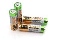 Батарейка GP AA пальчиковая 15A LR6/316