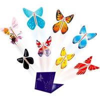 Летающая бабочка (Magic Flyer) — сюрприз