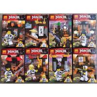 Конструктор Lele 31125 Ninja 16 шт в блоке