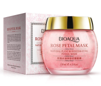 Маска для лица Bioaqua Rose Petal Mask 120 мл BQY7021