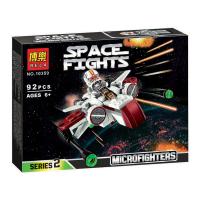 Конструктор Bela Space Fights 10359 95 деталей