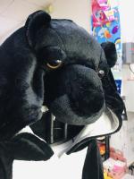Кигуруми Черная Пантера 3D