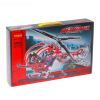 Конструктор Decool 3356 Вертолет 300 деталей