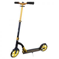 Самокат Взрослый Explore CANBERRA PRO, колеса 200мм, передний амортизатор, усиленная фиксация ручек.